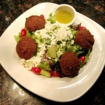 Falaffel Salad