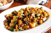 Potato Cilantro